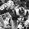 Raymond Clayborn/New England Patriots; Greg Bell/LA Rams