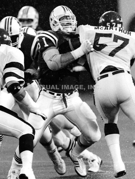 Ron Wooten - New England Patriots