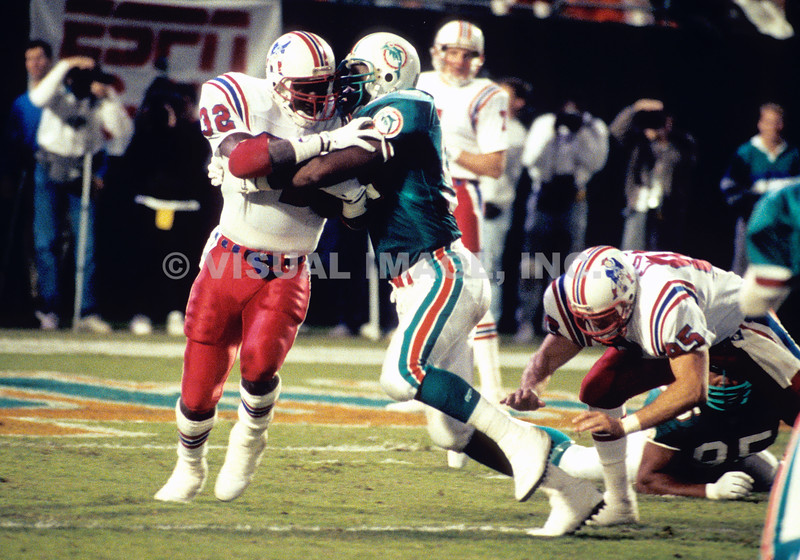 Alfred Ogsley - Miami Dolphins