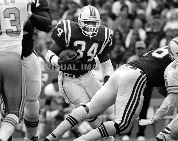 Robert Perryman/New England Patriots