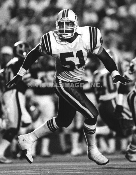 Brian Ingram - New England Patriots