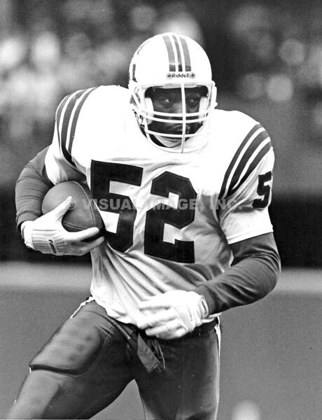 Johnny Rembert - New England Patriots