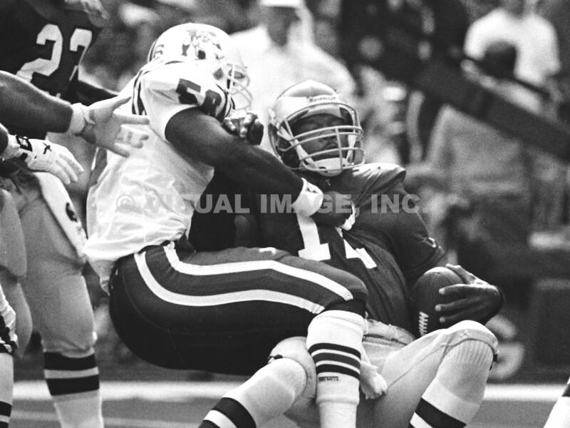 Randall Cunningham - Philadelphia Eagles