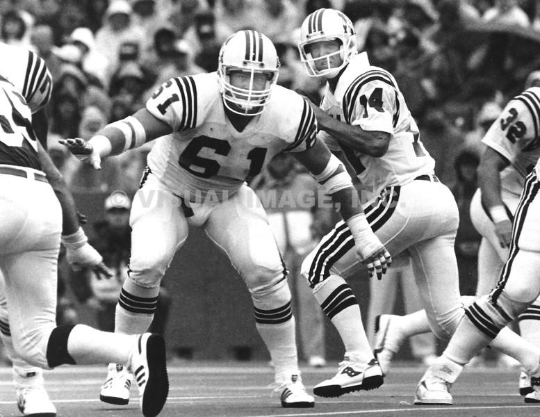 Steve Grogan/Ron Wooten - New England Patriots