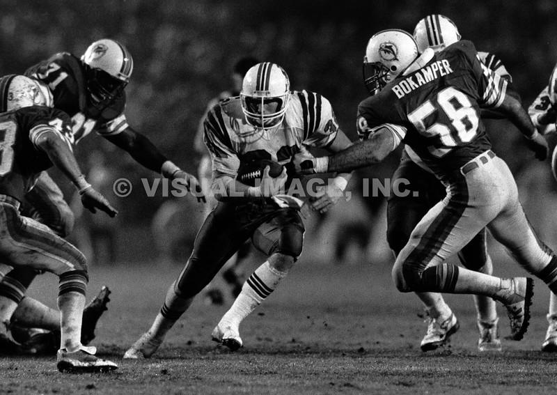 Craig James - New England Patriots