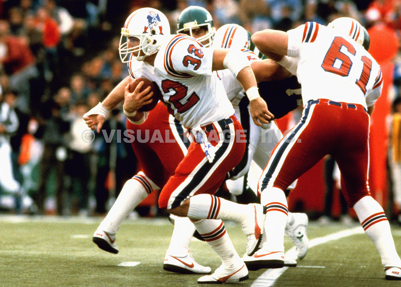Craig James  - New England Patriots