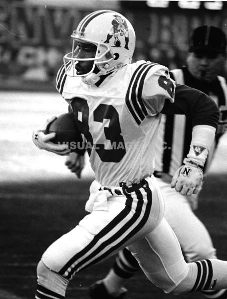 Cedric Jones - New England Patriots