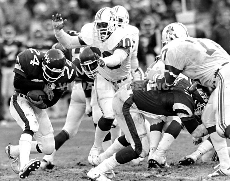 Toby Williams - New England Patriots/Freeman McNeil - NY Jets