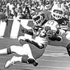 Roland James - New England Patriots; Wesley Walker - New York Jets