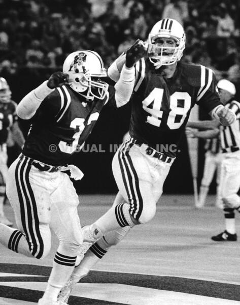 Tony Collins/Greg Bedy - New England Patriots