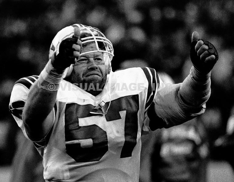 Steve Nelson - New England Patriots