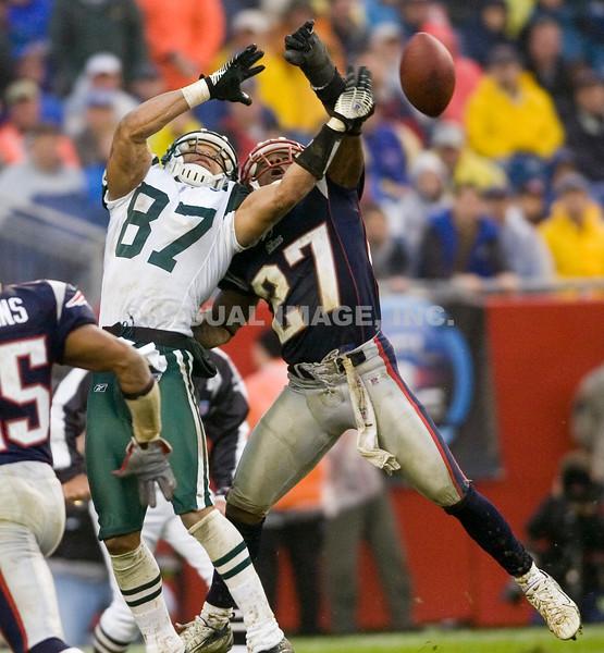 Ellis Hobbs - New England Patriots