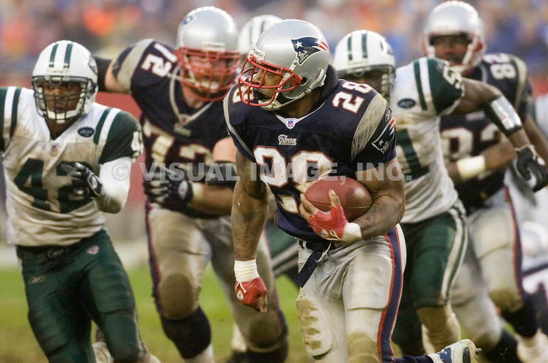 Corey Dillon - New England Patriots