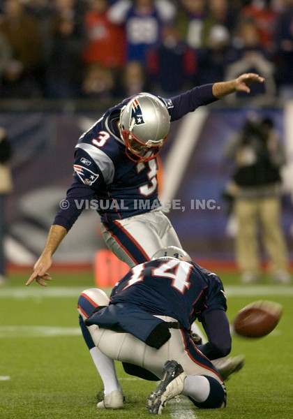 Stephan Gostkowski - New England Patriots