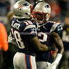 Matthew Slater and Devin McCourty - New England Patriots