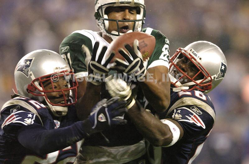 Asante Samuel - New England Patriots