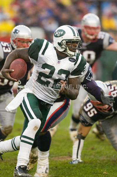 Justin Miller - New York Jets