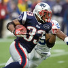 Kevin Faulk - New England Patriots