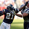 Mike Vrabel/NEPats - LaDainian Tomlinson/San Diego Chargers