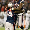 Brandon Spikes/Kyle Love - New England Patriots
