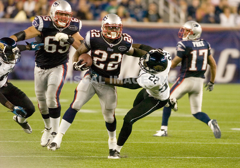 Stevan Ridley - New England Patriots