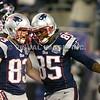Danny Woodhead and Brandon Lloyed - New England Patriots
