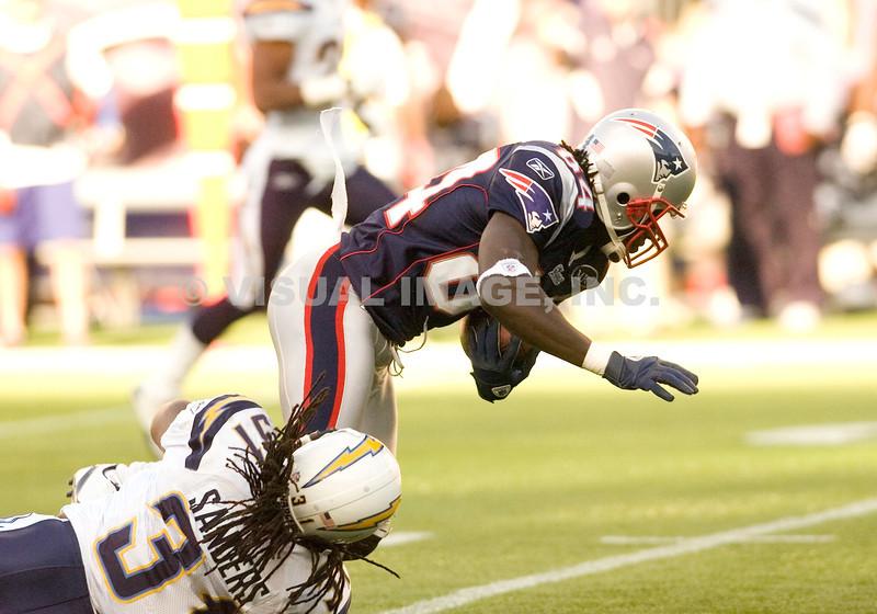 Deion Branch - New England Patriots