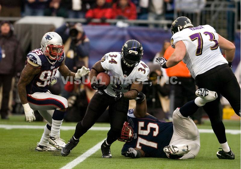 Ricky Williams - Baltimore Ravens