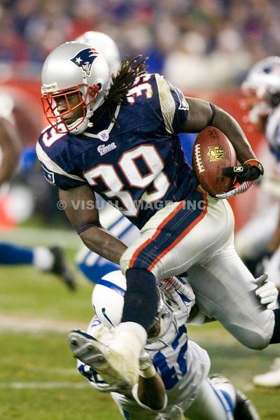 Laurence Maroney - New England Patriots
