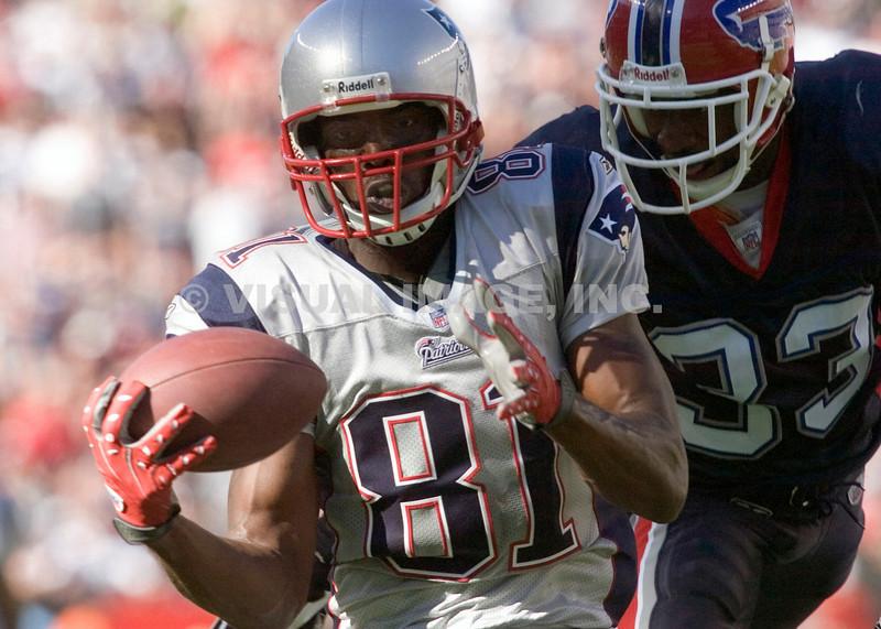 Randy Moss - New England Patriots