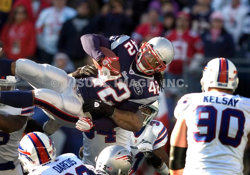BenJarvus Green-Ellis - New England Patriots
