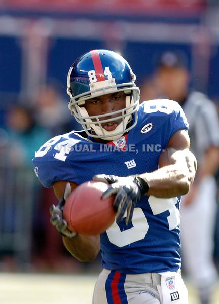 Tim Carter - New York Giants