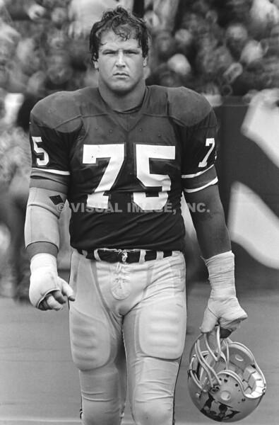 Bob Cryder - New England Patriots