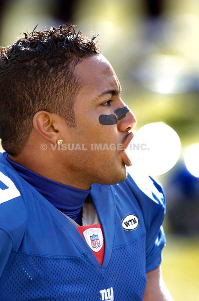 Chad Morton - New York Giants - Runningback