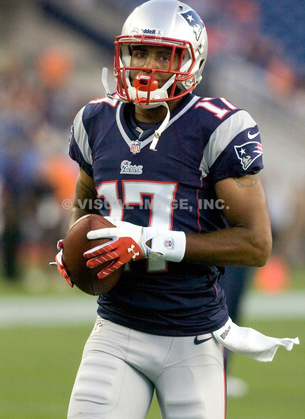 Aaron Dobson - New England Patriots