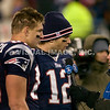 Rob Gronkowski/Tom Brady - New England Patriots