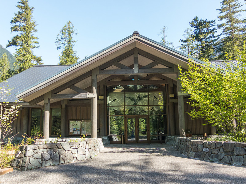 National Park Service North Cascades Visitor Center