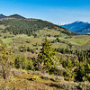 the Methow Valley from Sun Mountain Lodge interpretive trail