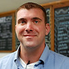 Kayla Rice/Reformer                           <br /> Newfane Market's new owner, Justin Fitzpatrick.