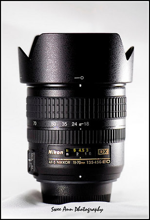 Nikon Nikkor AF-S DX 18-70mm f/3.5-4.5G IF ED