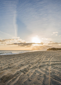 Ditch Plains in Montauk; NY  The beach in Montauk with a long term surfer hang (c) Jennifer Heffner Photographyout