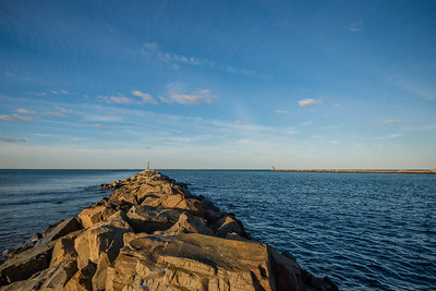 Entrance to Montauk Harbor; Montauk; NY (c) Jennifer Heffner Photography