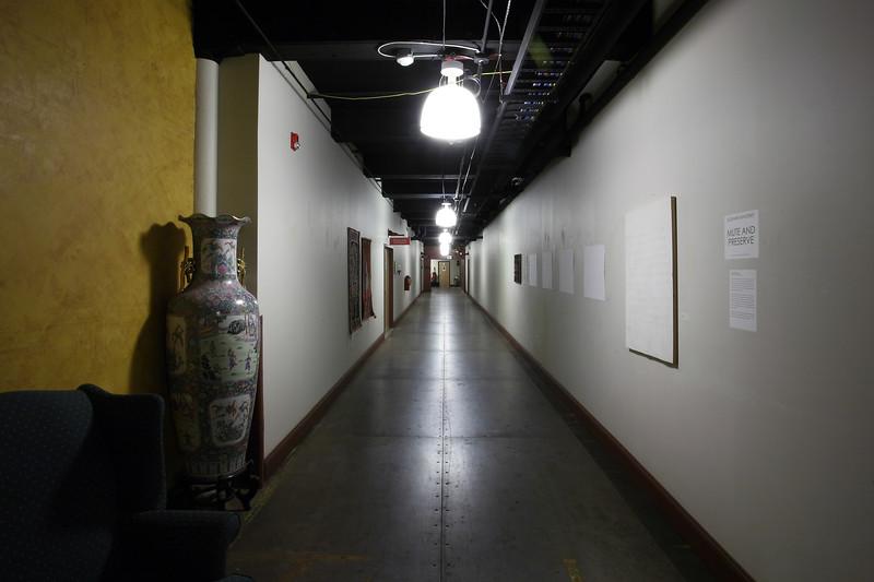 Mill hallway