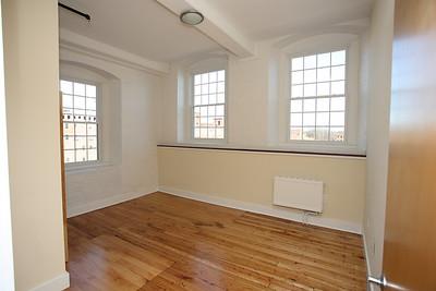 North Dam Mill apartments - Master Bedroom.