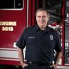 Firefighter/EMT Mark Tibbs