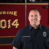 Firefighter/EMT Chris Najsztup