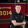 Firemedic Kyle Janis