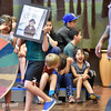 "Oregon Humanities Magazine - Jana and Mic Crenshaw work with 3rd graders at Sunnyside Environmental School rehearsing a play about the Portland history and themes of race equality Wednesday 5/18/17. © 2017 Fred Joe /  <a href=""http://www.fredjoephoto.com"">http://www.fredjoephoto.com</a>"