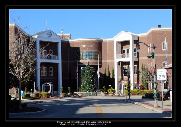 OUR TOWN ST.CLOUD FLORIDA
