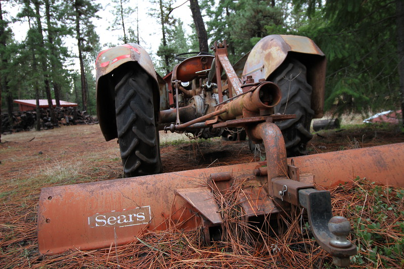 Old Tractor 2014